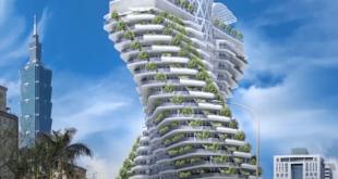 Gedung ramah lingkungan