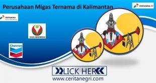 Perusahaan Migas di Kalimantan