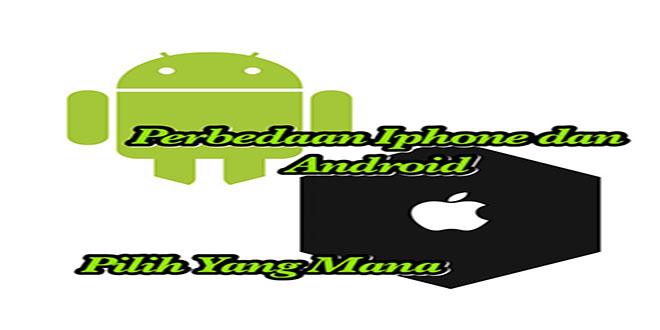 IPhone dan APlle Pilih mana