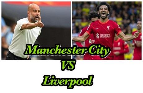 M city vs liverpool